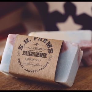 Americana Organic Handmade Soap